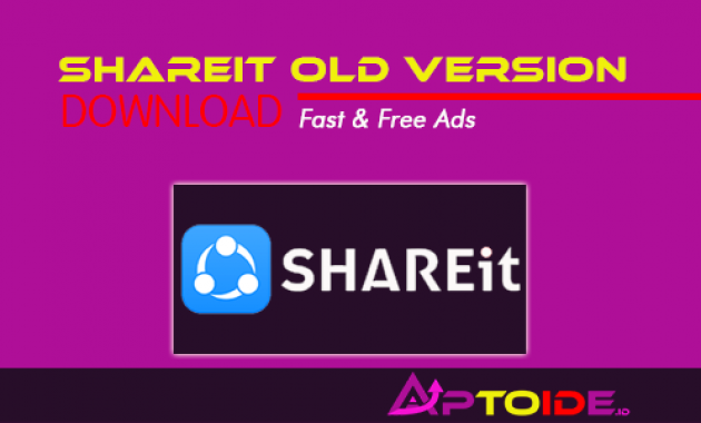 shareit old version