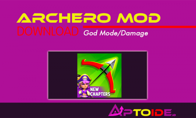 download archero mod