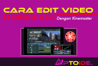 cara edit video di hp android dan iphone ipad ios