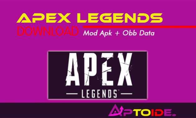 apex legends mod apk + obb download