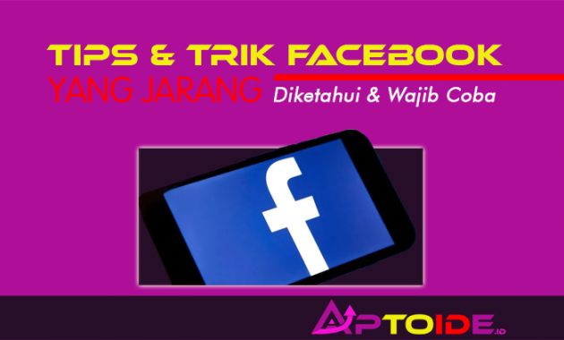 tips dan trik facebook