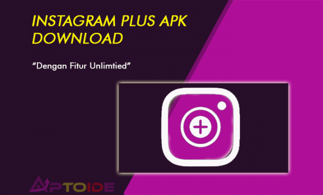 download instagram plus apk mod
