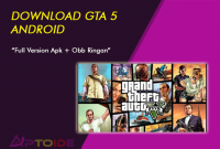 download gta 5 android lite apk obb
