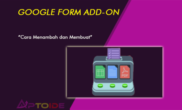 google form add-on